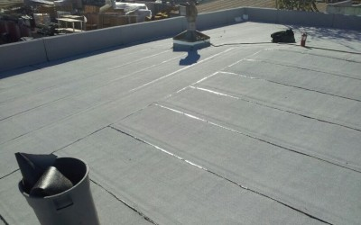 Commercial roof 1